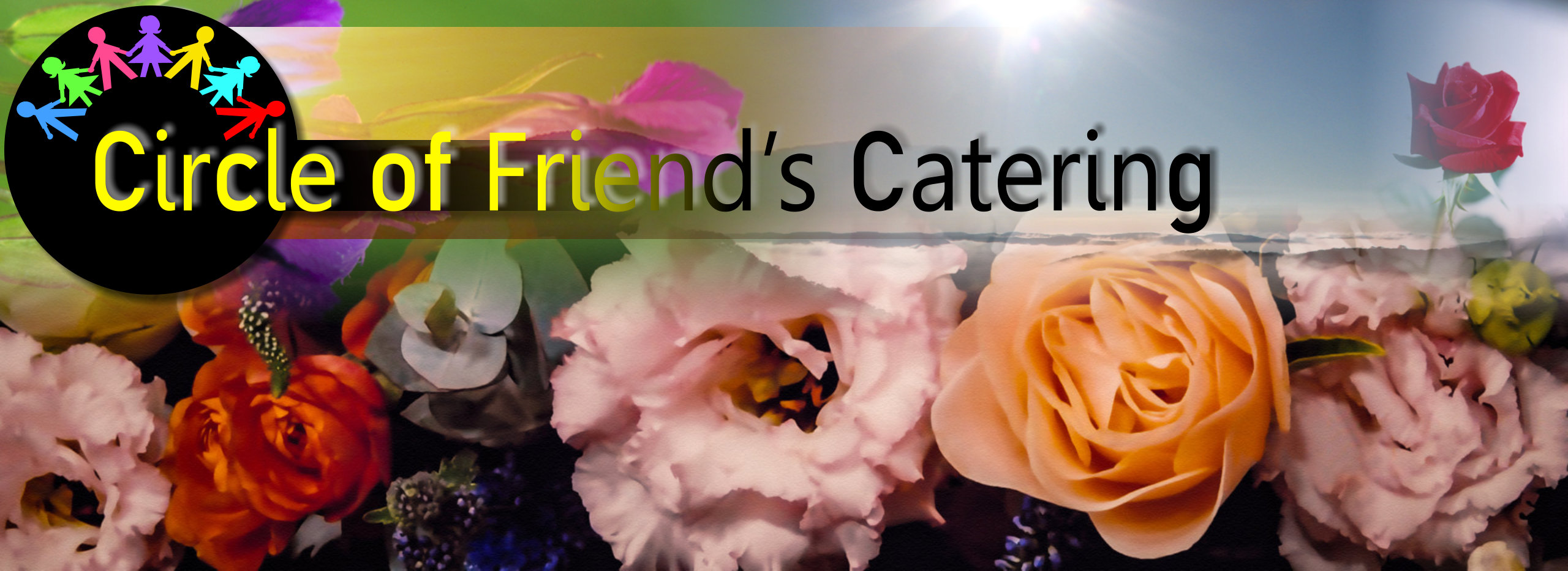 circle of friends catering services